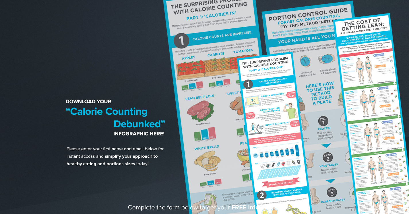 calorie counting debunked