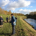 Nordic Walking in SW Manchester