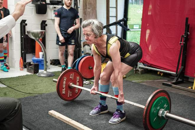 Meet the 71-year-old powerlifter encouraging other women to weight-train | The Independent
