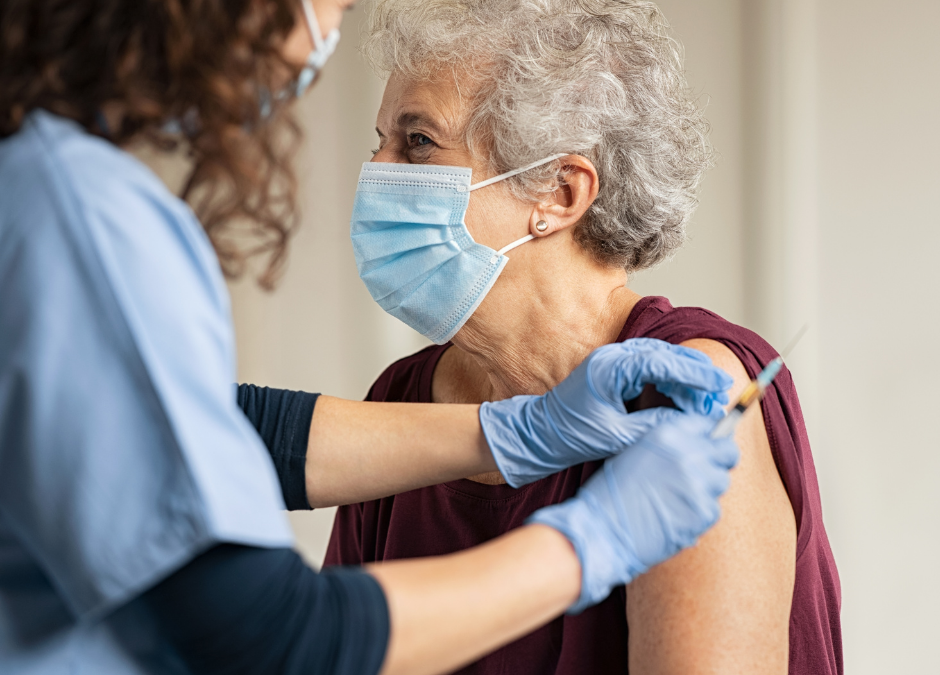 Women Have More Pronounced COVID-19 Vaccine Side Effects than Men